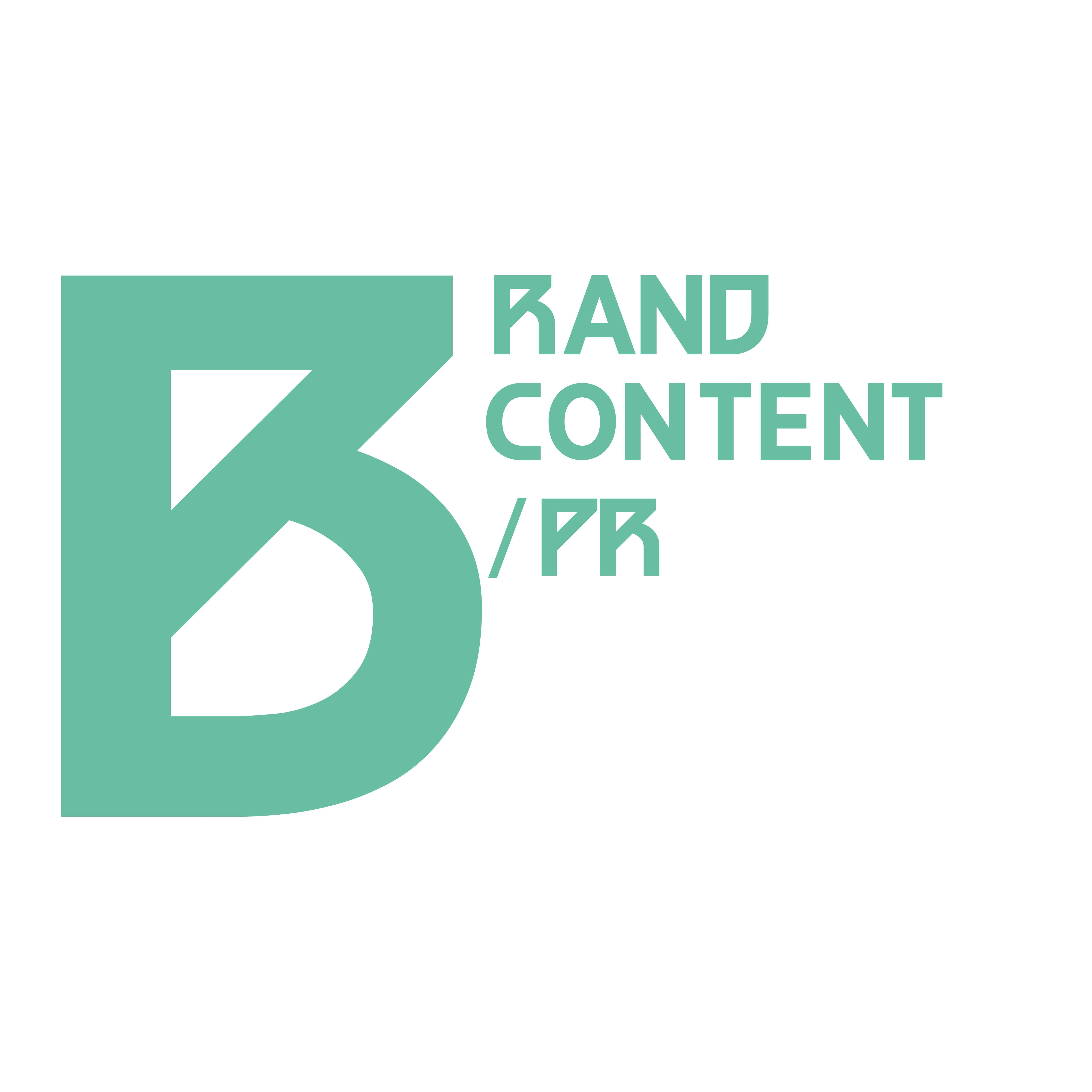 Brand Content Pr Branding A Better World