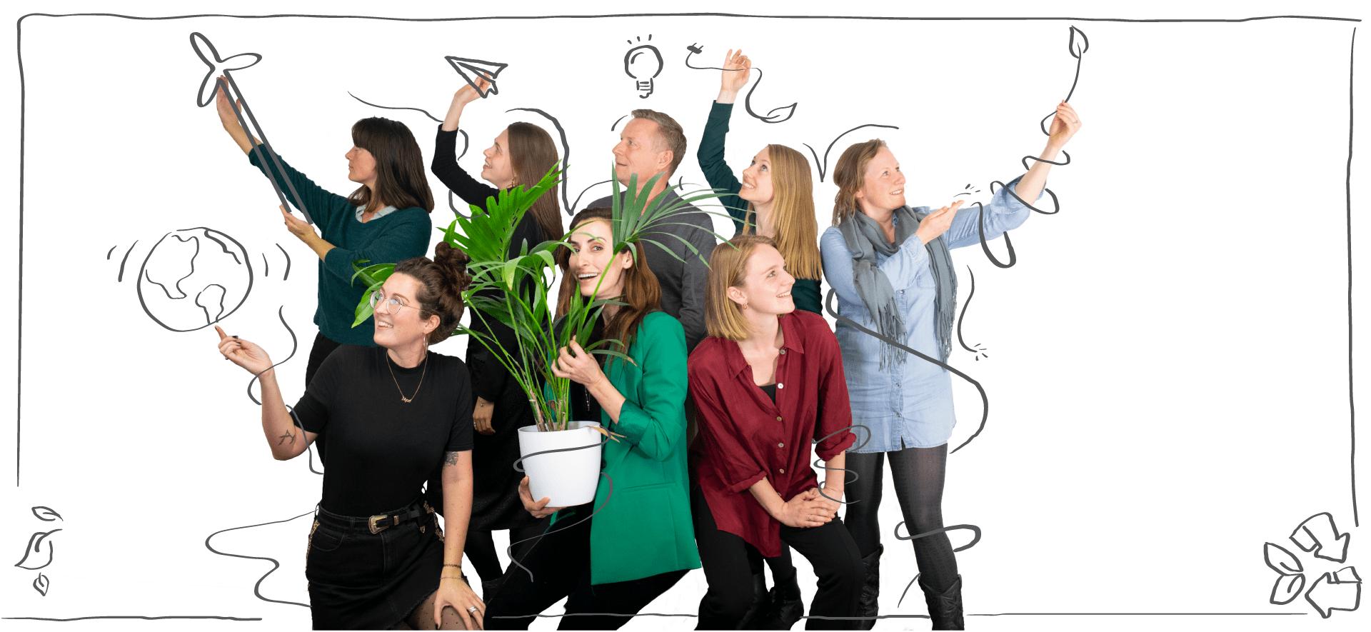 Branding A Better World Teamfoto