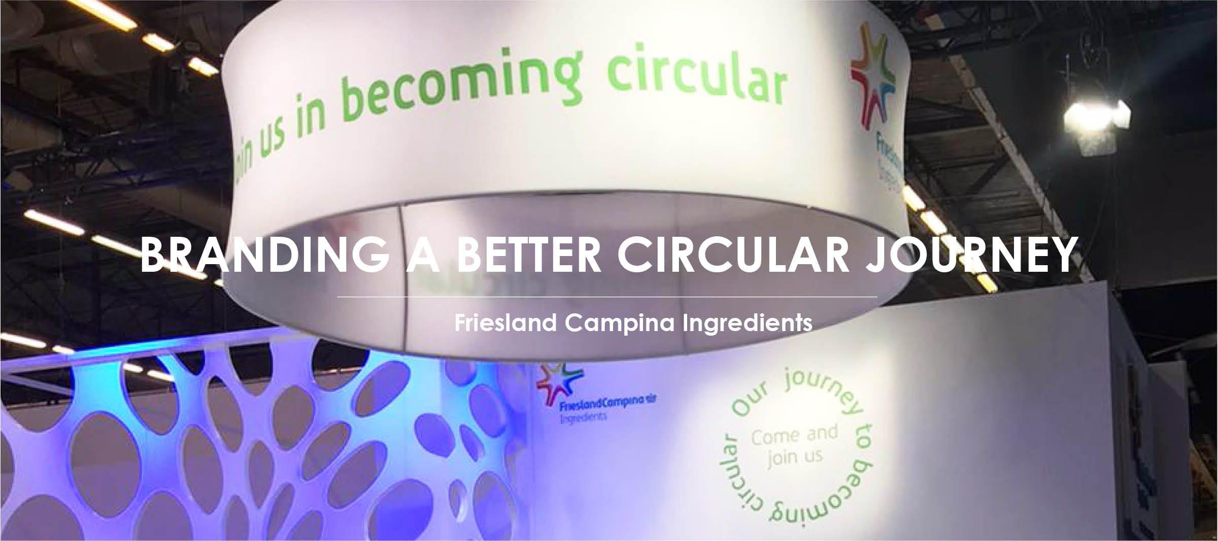 Branding A Better World Friesland Campina Ingredients FCI beurs Parijs